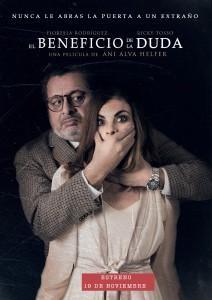 Poster-El Beneficio de la duda